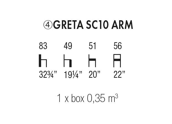 Greta SC 10 Arm